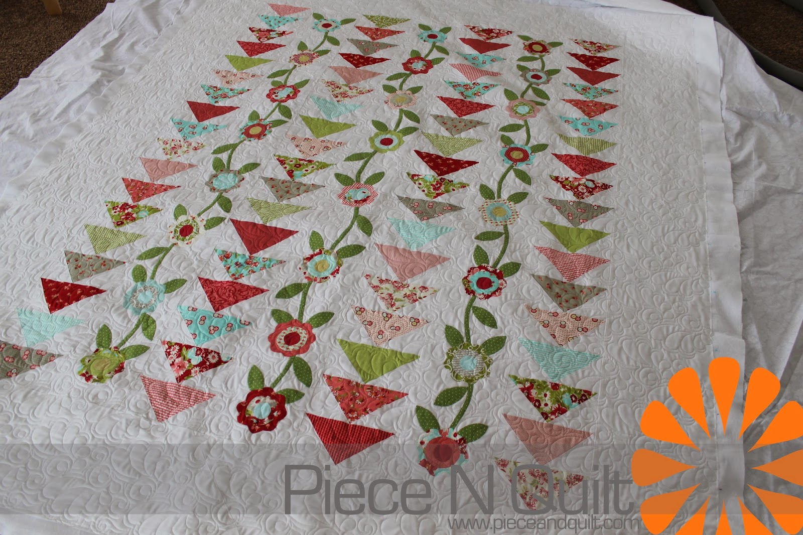Piece N Quilt Flying Geese
