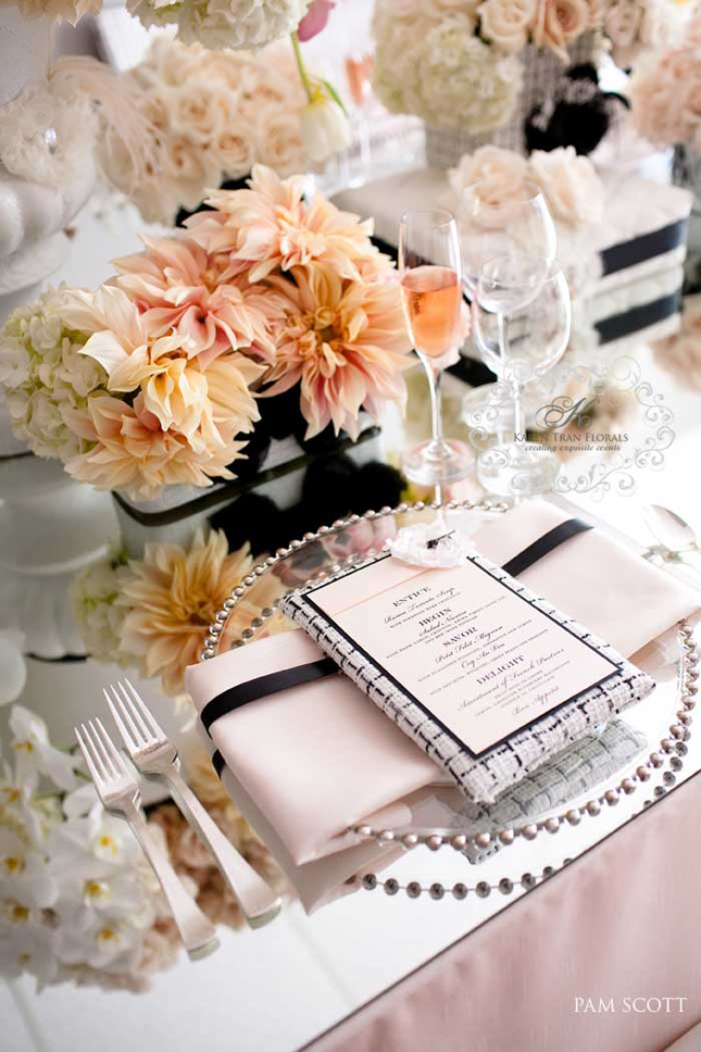 15 Stunning Place Settings Belle The Magazine
