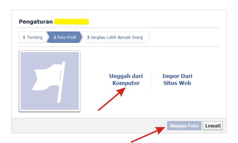 Cara Membuat Fanspage untuk Blog Website di Facebook