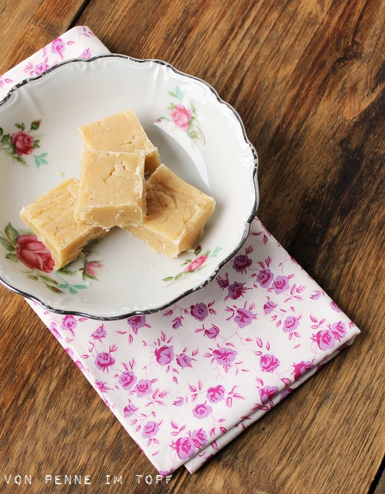 how to make homemade vanilla fudge