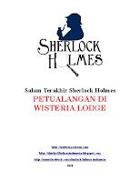 Sherlock Holmes Indonesia Download ebook Salam Terakhir Sherlock Holmes wisteria lodge gratis