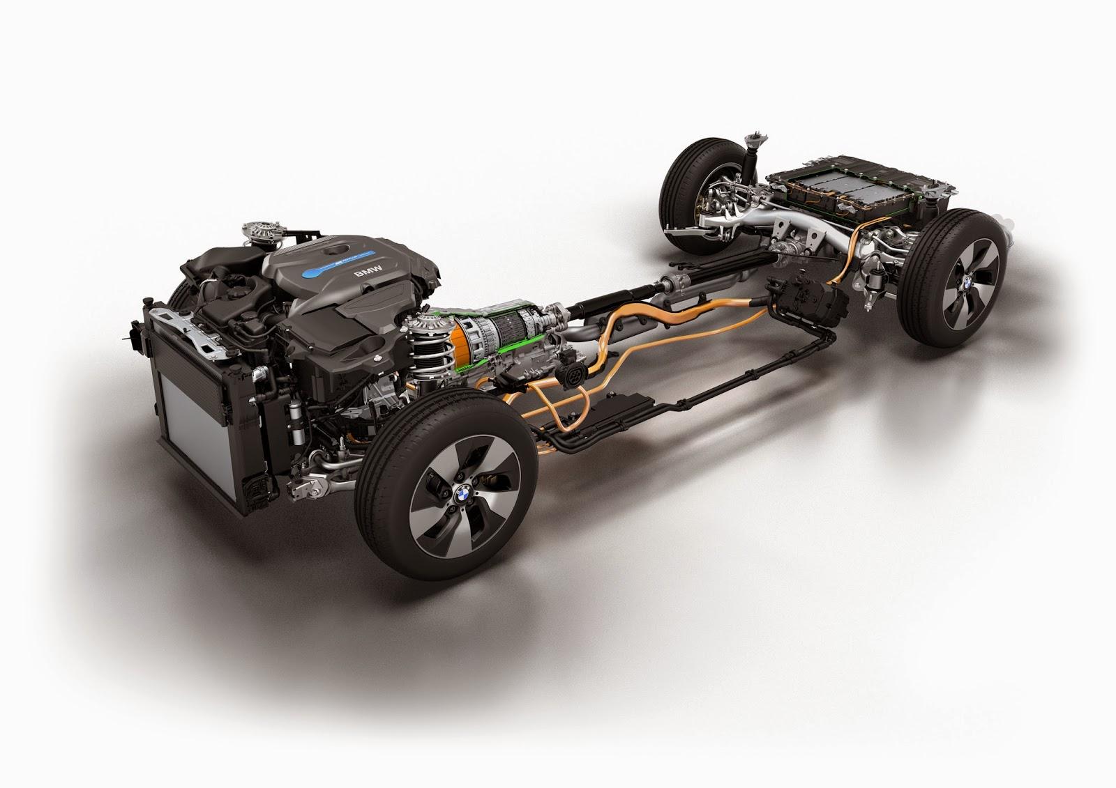 voiture du futur le futur de l 39 hybride rechargeable selon bmw. Black Bedroom Furniture Sets. Home Design Ideas