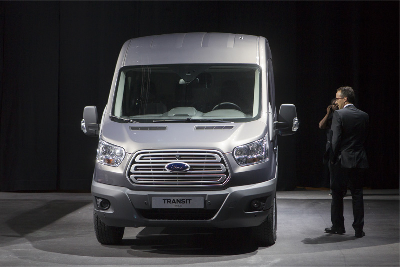 Even more importantly,it's aimed at a global market, with Ford's