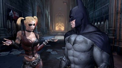 Batman: Arkham City Screenshots 2