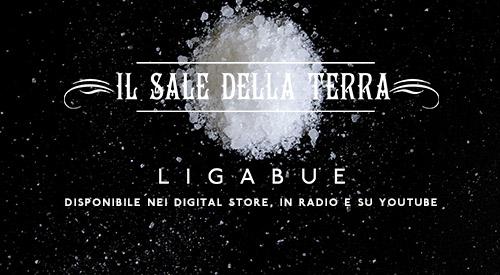 Testo download Il sale della terra - Ligabue