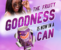 Ribena Fruity Goodness is now in CANS,