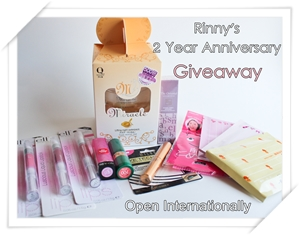 Exciting Giveaway Prizes