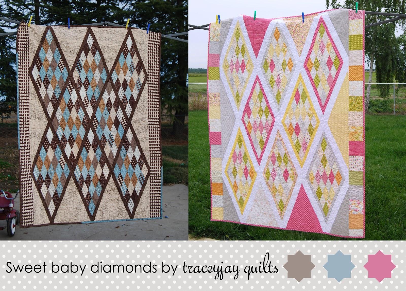 Sweet baby diamonds quilt moda bake shop sweet baby diamonds quilt pronofoot35fo Choice Image