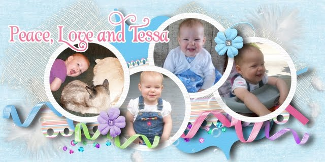 Peace, Love, and TESSA!