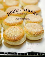 the model bakery cookbook by karen mitchell, sarah mitchell hansen and rick rodgers book cover