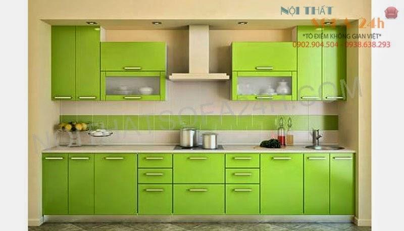 Tủ bếp TB039