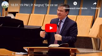 Paul Negruț 🔴 De ce se spune că dragostea e oarbă?