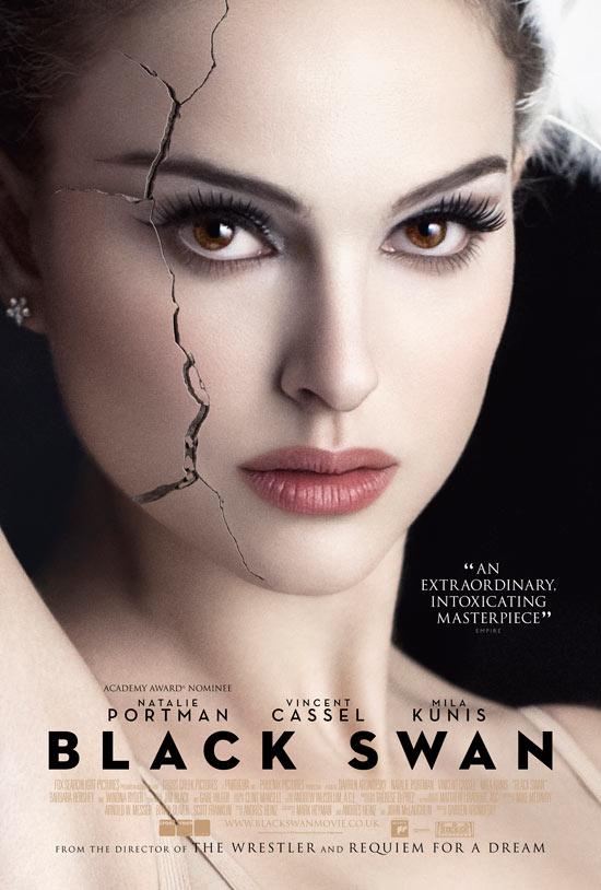 black swan poster art. Black Swan Anime.