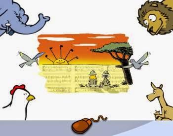 http://www.musicaeduca.es/recursos-aula/audiciones-clasicas/102-el-despertar-de-los-animales#actividad