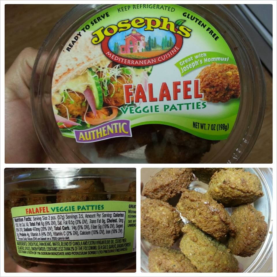 Falafel Patties Whole Foods