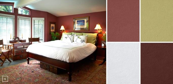 quelle couleur pour une chambre  idées déco pour maison