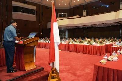 Kasum TNI Buka Rapat Koordinasi Personel TNI