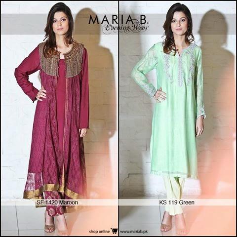 Maria.B new collection of Pakistani