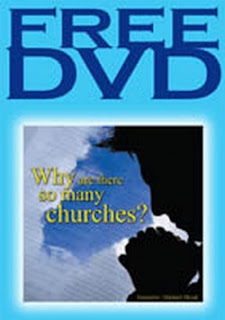 Brinde Gratis Dvd Why Are There So Many Churches?