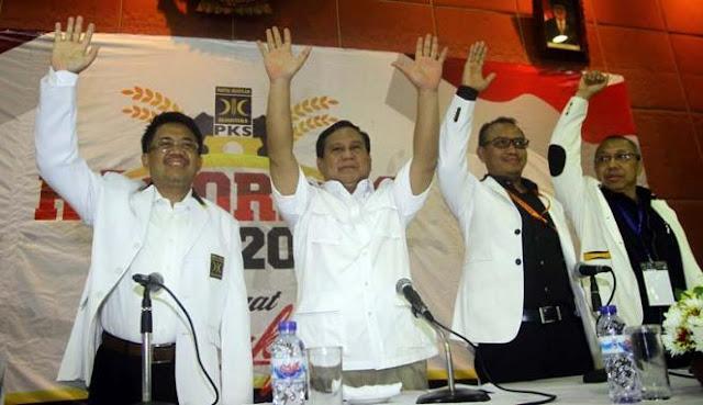 Ini Pidato Prabowo Subianto di Rakornas PKS 2016