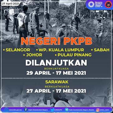 吉隆坡实施有条件行动管制令(PKPB)