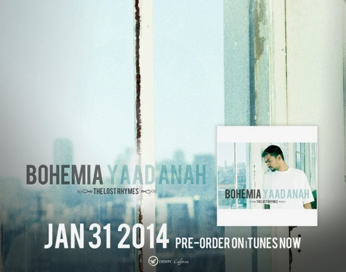 BOHEMIA the Punjabi Rapper - Yaad Anah