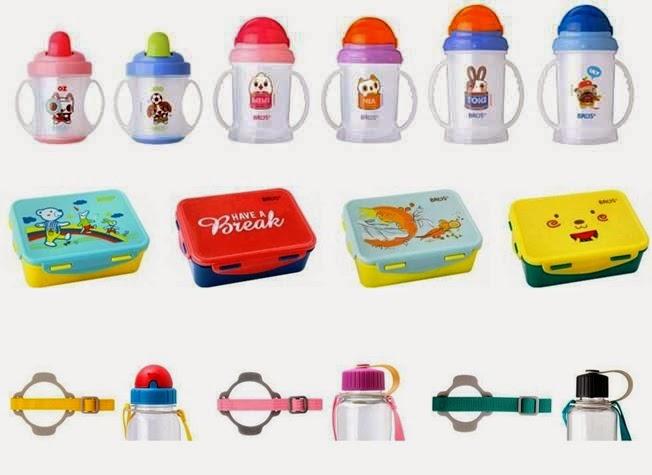 BROS Junior, BROS Meal2Go, BROS Bottle Accessories, safe water bottle, BROS e-Store, safe water bottle BROS e-Store
