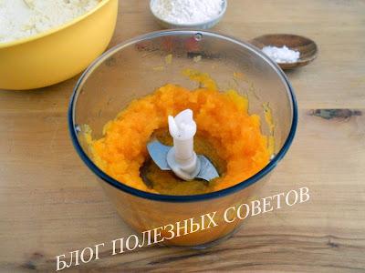 оладьи из тыквы рецепт