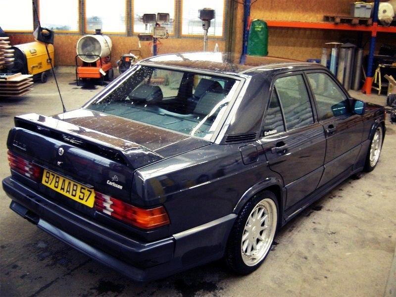 Mercedes benz w201 190e carlsson benztuning for Mercedes benz 190e rims
