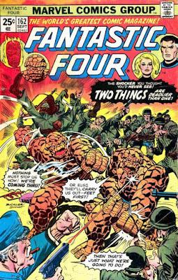 Fantastic Four # 162