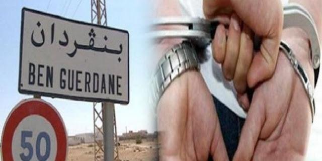 بن قردان: القبض على ستة أشخاص متهمين بالإرهاب