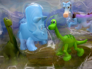 the good dinosaur mini figures pappa
