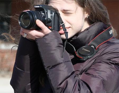 Aksesoris Kamera Cap Buckle