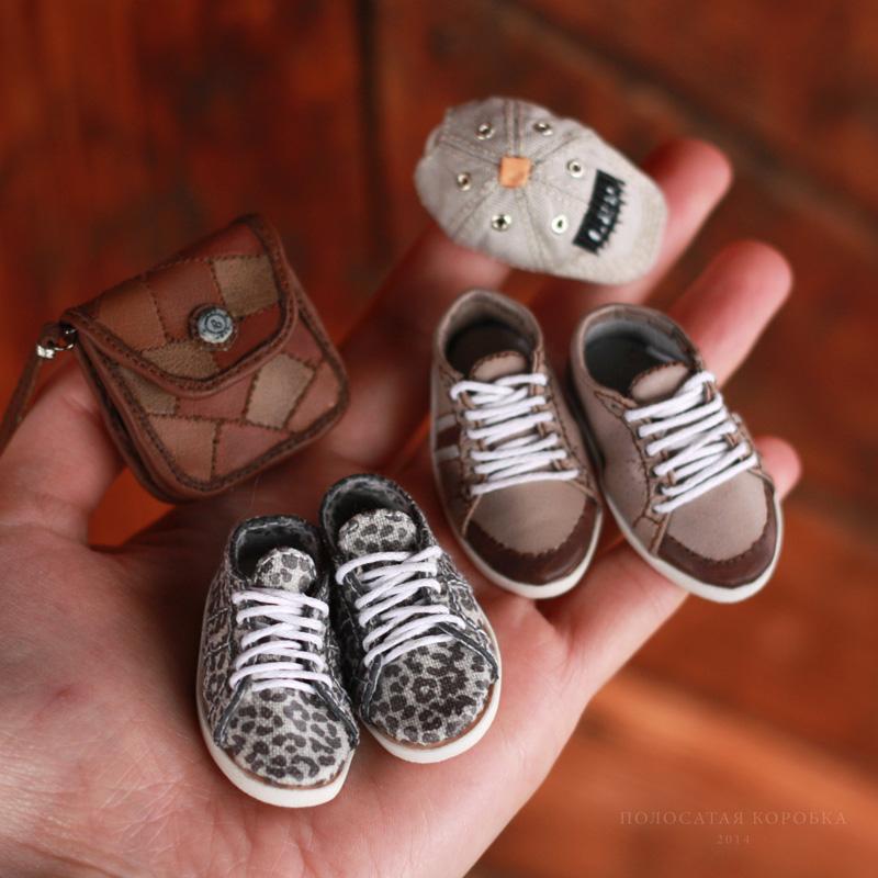 Обувь и сумка для куклы