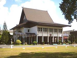 Gedung Abdi Persada Kalsel