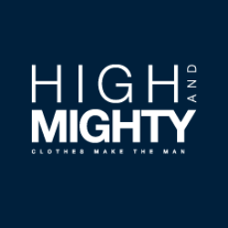 High and Mighty clothing for large men