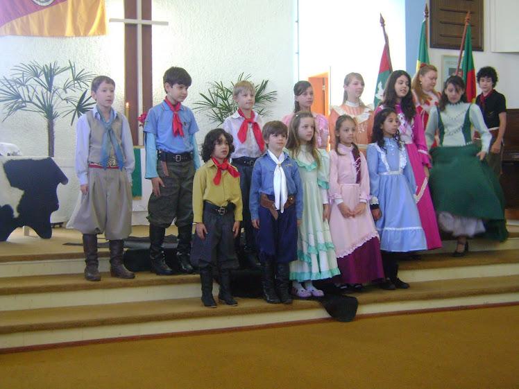 Culto Criolo 2010