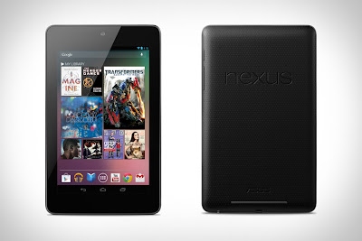 Google Nexus 7 User Guide & Manual