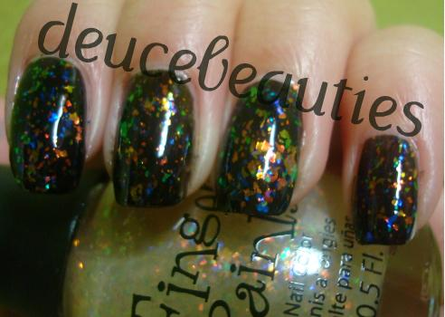 beauties review swatches finger paints special effects nail polish