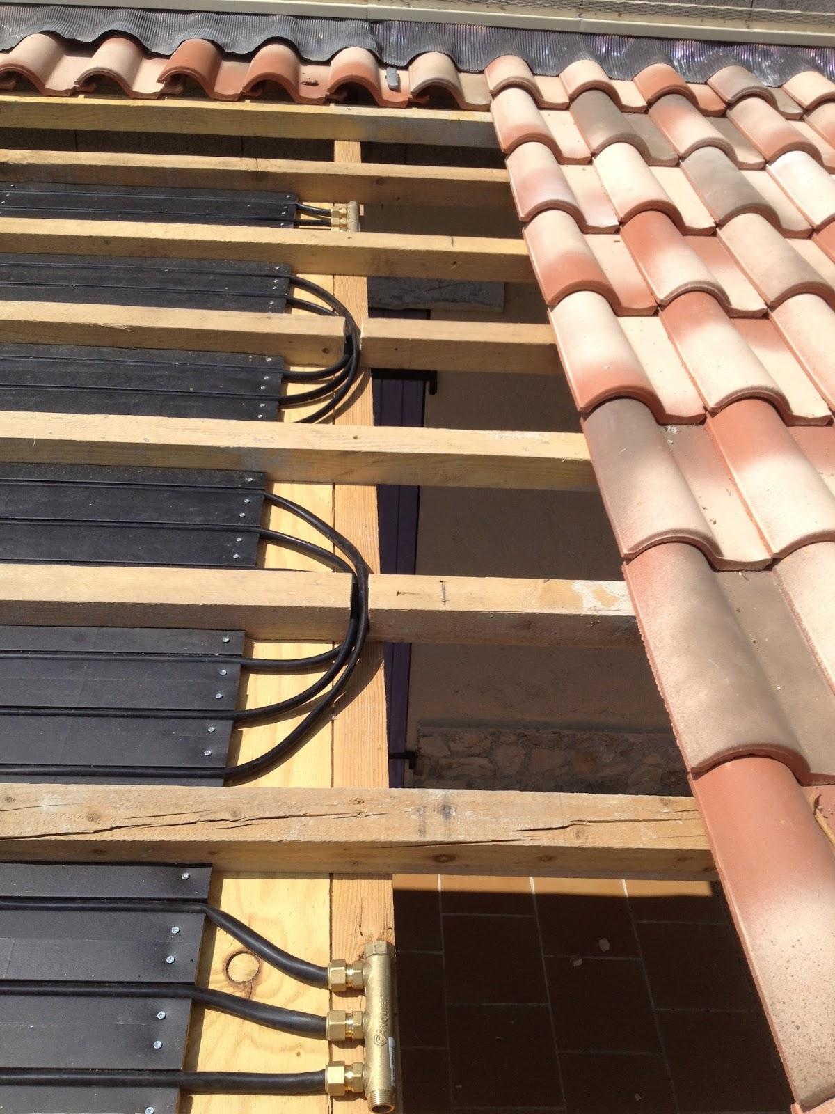 Plancher chauffant sec mince mur chauffant plafond for Chauffage piscine toiture