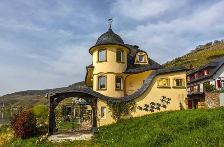 Rumah Unik Jerman