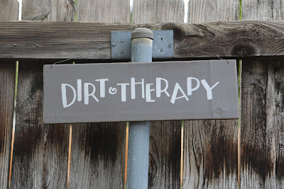 Spring Backyard Photography in Los Angeles - Dirt Therapy