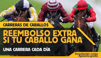 betfair gana 25 euros extras si tu caballo gana hipódromo Thirsk 27 mayo