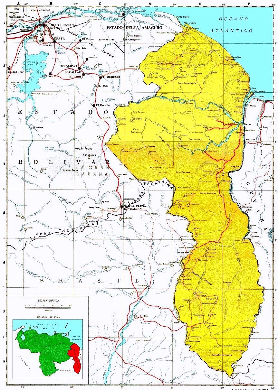La Guayana Esequiba Junio 2011