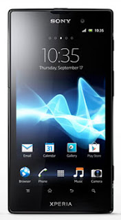 Sony Xperia ion Review dan Harga