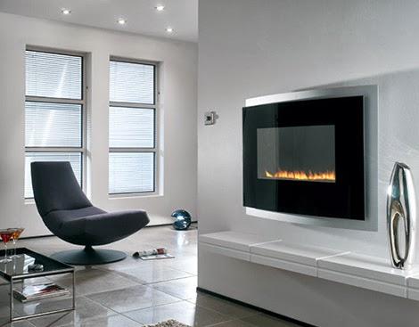 Fireplace , Modern Fireplace , Modern Fireplace Design , Modern