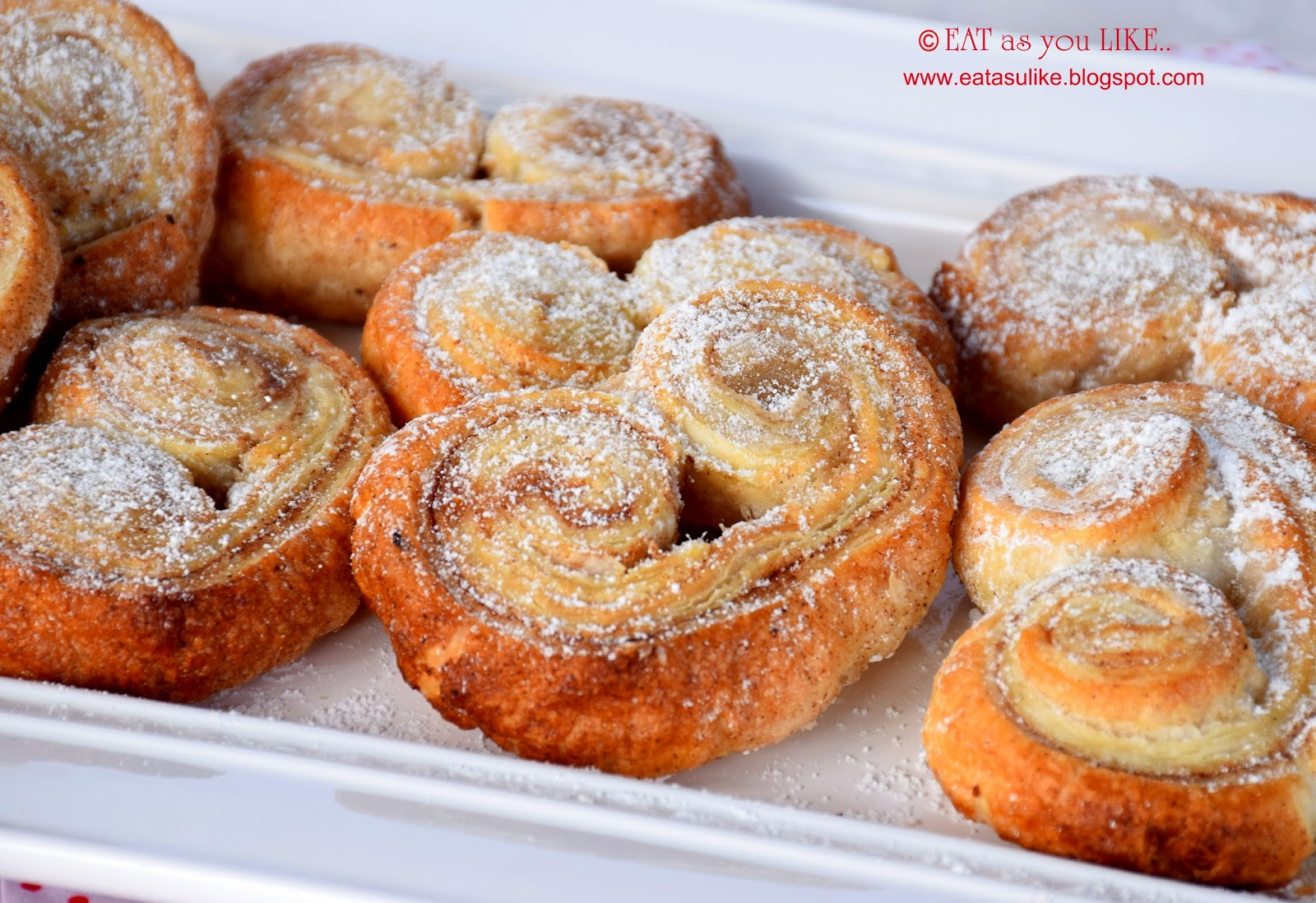 ... Like: CITRUS AND CINNAMON PALMIERS - ELEPHANT EARS OR FRENCH HEARTS
