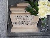 Bram Stokers memorial