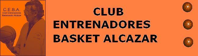 CLUB ENTRENADORES BASKET ALCAZAR
