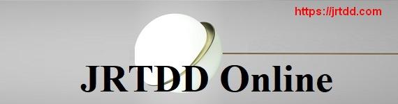 JRTDD Online